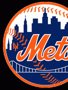 Most of the Mets logo